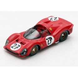 Ferrari 330 P3 27 24 Heures du Mans 1966 Looksmart LSLM104