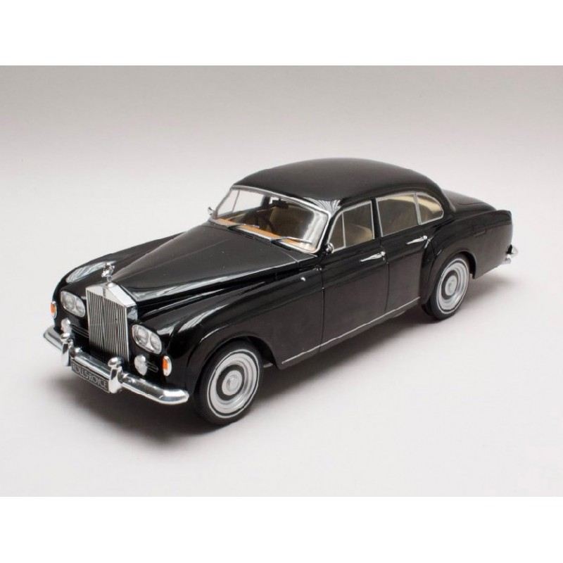Rolls Royce Silver Cloud III FLYING Piste Mulliner 1965 Noir Voiture Miniature 1:18