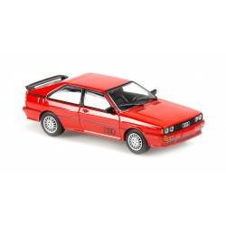 Audi Quattro 1981 Red Minichamps 940019420