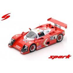 Nissan 88S 32 24 Heures du Mans 1989 Spark S4730
