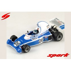 Ligier JS05 26 F1 4ème Long Beach 1976 Jacques Laffite Spark S1630