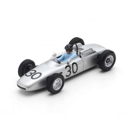Porsche 804 30 F1 Winner France 1962 Dan Gurney Spark S7515