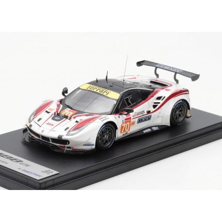 Ferrari 488 GTE 70 24 Heures du Mans 2019 Looksmart LSLM099