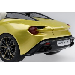 Aston Martin Vanquish Zagato Speedster Cosmopolitan Yellow Truescale TS0230