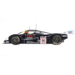 Sauber Mercedes C9 14 Supercup 1988 Minichamps 155883514