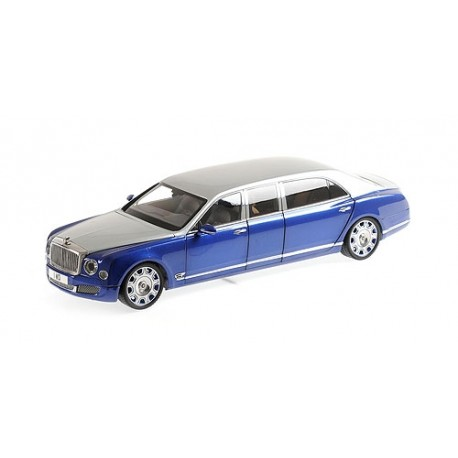 Bentley Mulsanne Grand Limousine By Mulliner Almost Real ALM830601