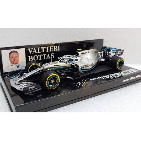 Mercedes F1 W10 EQ Power+ 77 F1 China 2019 Valtteri Bottas Minichamps 417190377