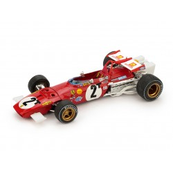 Ferrari 312B T-Car 2 F1 Italia 1970 Jacky Ickx Brumm R313TB