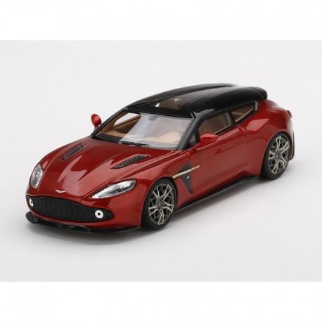 Aston Martin Vanquish Zagato Shooting Brake Lava Red Truescale TSM430374