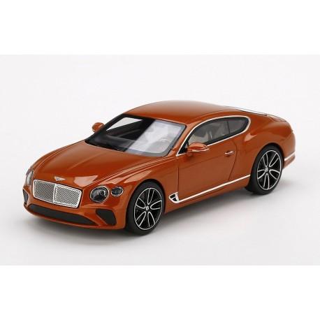 Bentley Continental GT Orange Flame Truescale TSM430377