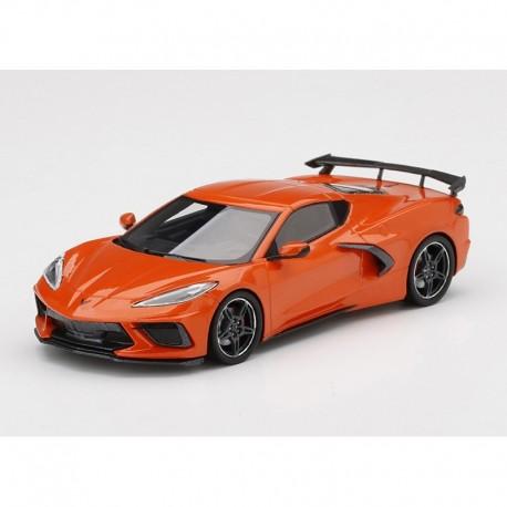 Chevrolet Corvette Stingray 2020 Orange Tintcoat Truescale TSM430495