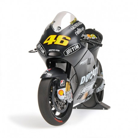 Ducati Desmosedici GP12 Moto GP Test Sepang 2012 Valentino Rossi Minichamps 122120946