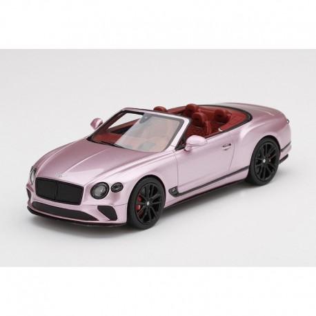 Bentley Continental GT Convertible Passion Pink Truescale TSM430508