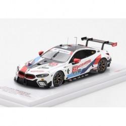 BMW M8 GTLM 25 IMSA Michelin GT Challenge 2018 Winner Truescale TSM430442