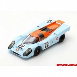 Porsche 917K 22 24 Heures du Mans 1970 Spark 18S419