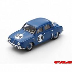 Renault Dauphine 64 12 Heures de Sebring 1957 34ème Spark S5218