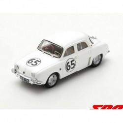 Renault Dauphine 65 12 Heures de Sebring 1957 35ème Spark S5219