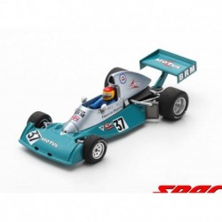 BRM 201 37 F1 Grand Prix des Pays-Bas 1974 François Migault Spark S5289