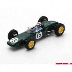 Lotus 21 15 F1 Winner Grand Prix des USA 1961 Innes Ireland Spark S7136
