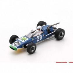 McLaren M4A 20 5ème Grand Prix de Pau F2 1968 Guy Ligier Spark SF178
