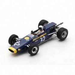 Lola T100 32 Grand Prix de Pau F2 1968 Jorge De Bagration Spark SF180