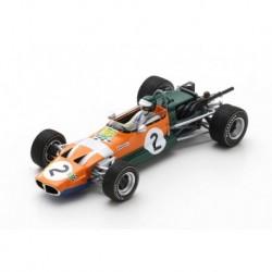 Lotus 59 2 3ème Grand Prix d'Albi F2 1969 Jochen Rindt Spark SF186