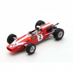 Lola T100 2 Winner Eifelrennen F2 1968 Chris Irwin Spark SG511