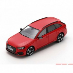 Audi RS4 2018 Misano Red Spark S7833