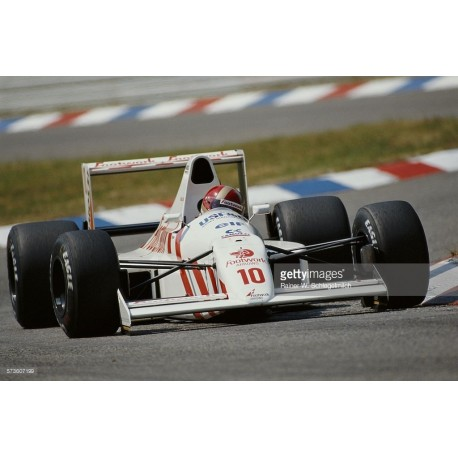 Footwork Arrows A11B F1 1990 Alex Caffi Spark S3906