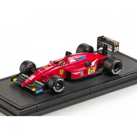 Ferrari F1 87/88C 28 F1 1988 Gerhard Berger GP Replicas GP43005A