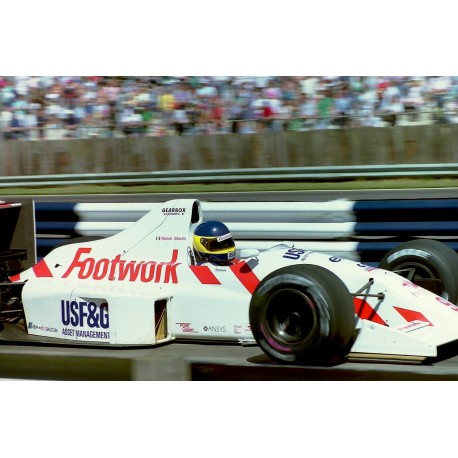 Footwork Arrows A11B F1 1990 Michele Alboreto Spark S3907