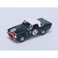 Sunbeam Alpine 32 24 Heures du Mans 1962 Spark S4050