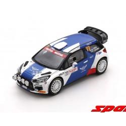 Citroen DS3 WRC 77 Arctic Lapland Rally 2020 Bottas Rautiainen Spark S6566