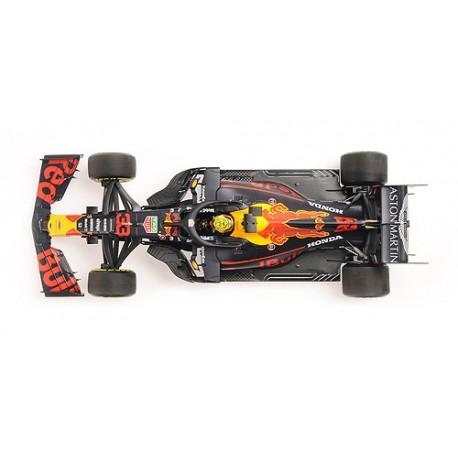 Aston Martin Red Bull Honda RB15 33 F1 Winner Autriche 2019 Max Verstappen Minichamps 110190933