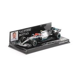 Mercedes F1 W10 EQ Power+ F1 Monaco 2019 Valtteri Bottas Minichamps 417190677