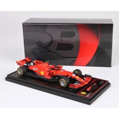 Ferrari SF90 16 F1 Winner Belgique 2019 Charles Leclerc BBR BBRC231A