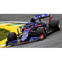 Scuderia Toro Rosso Honda STR14 10 F1 2ème Grand Prix du Brésil 2019 Pierre Gasly Minichamps 417191910