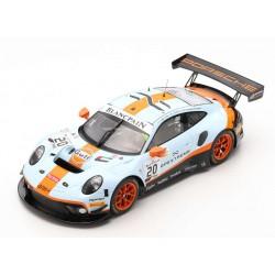 Porsche 911 GT3R 20 Winner 24 Heures de Spa Francorchamps 2019 Spark 18SB012
