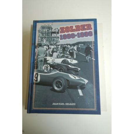 Zolder 1960-1969 (Jean-Paul Delsaux) 328 pages (FR-NL, Format A4)