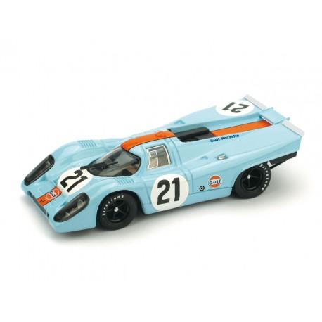 Porsche 917K 21 50e Racing Anniversary 24 Heures du Mans 1970 Brumm R494