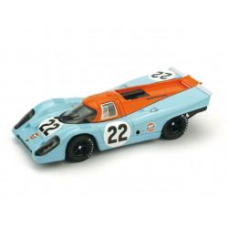 Porsche 917K 22 50e Racing Anniversary 24 Heures du Mans 1970 Brumm R495
