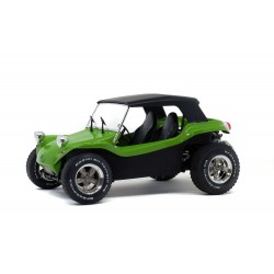 Meyers Manx Buggy soft roof 1968 Green Solido S1802703