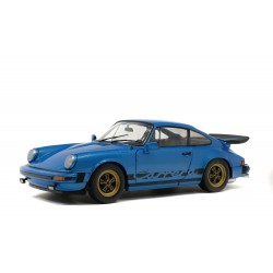 Porsche 911 Carrera 3.0 Coupe 1984 Minerva Blue Solido S1802601