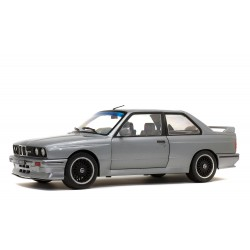 BMW E30 M3 Sterling Silver Metallic Solido S1801506