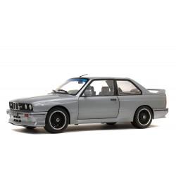 BMW E30 M3 Sterling Silver Metallic Solido S1801506