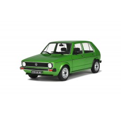 Volkswagen Golf L 1983 Viper Green Solido S1800203