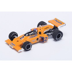 McLaren M16C Indy 500 1976 Johnny Rutherford Spark 43IN76