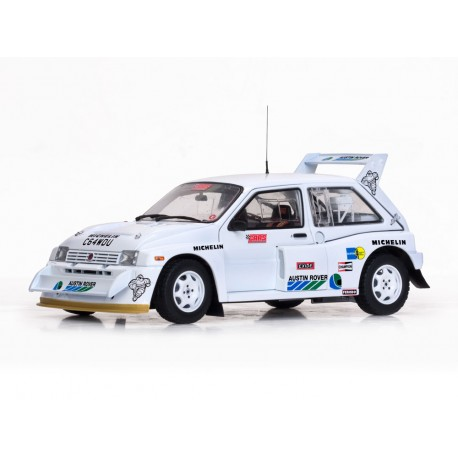 MG Metro 6R4 Test Car 1986 Ayrton Senna Sunstar SS5538
