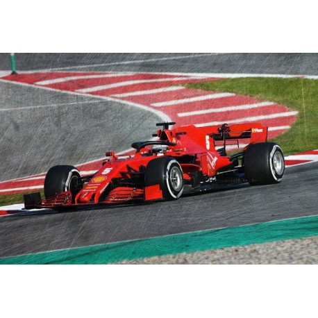 Ferrari SF1000 5 F1 Barcelona Test 2020 Sebastian Vettel Looksmart LS18F1027