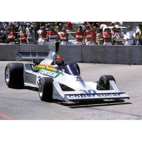 Copersucar FD04 F1 USA 1976 Emerson Fittipaldi Spark S3937